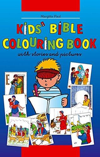 Kinder-Mal-Bibel englisch