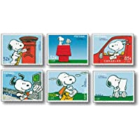 Post von Den Peanuts | Briefmarken | Portugal | postfrisch | Snoopy | Comic | Hund