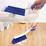 HOKIPO® Long Bristle Carpet Upholstery Cleaning Brush for Home Car Carpets, Sofas, Curtains, Upholstery - Random Colors