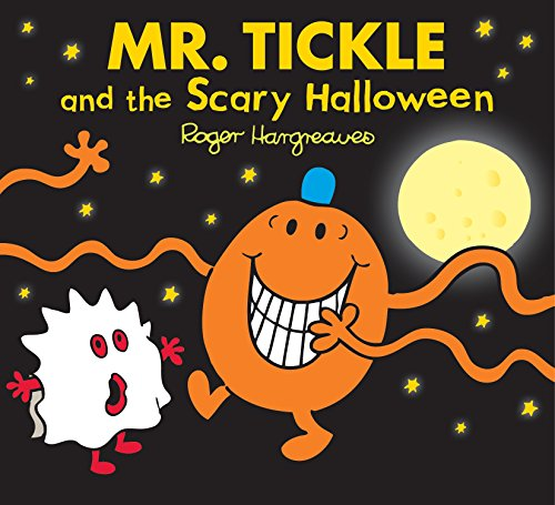 Mr Tickle and the scary Halloween.