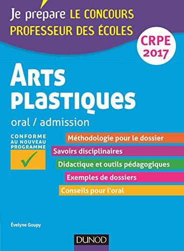 Arts plastiques - Oral / admission - CRPE 2017