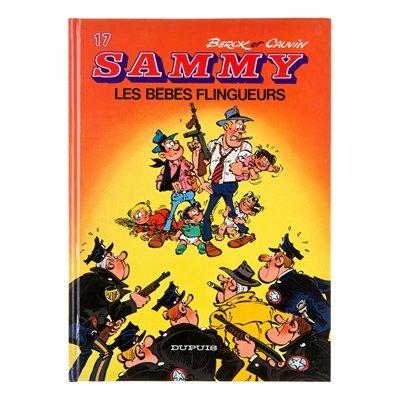Sammy, Tome 17 : Les bébés flingueurs