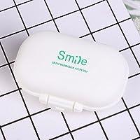 Mini - Medizin - Box Tragbare Medizin - Box Tragbare Pille Medizin Kiste,Weiße preisvergleich bei billige-tabletten.eu