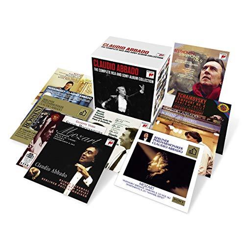 Claudio Abbado - The Complete RCA and Sony Recordings