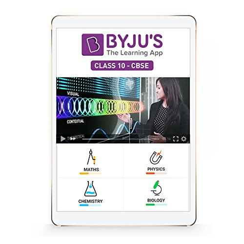 BYJU'S Class 10 CBSE Preparation (SD Card)