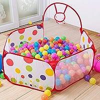 Tech Traders Big-pitball Kids Tent Toddler Ball Pit
