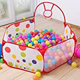 Tech Traders Big-pitball Kids Tent Toddler Ball Pit