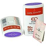 EQ EVOA Sun Stick LSF50+ - Hoher Sonnenschutz in peppigen Farben für Berg- & Wassersport- Violett