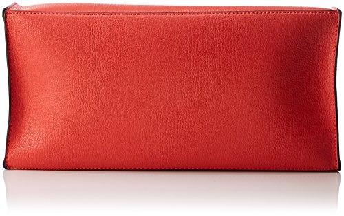 Guess Hwvg6778230, Borsa a Spalla Donna, 17.5x31x35 cm (W x H x L) Rosso (Lava)