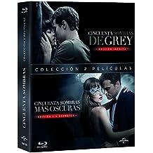 Pack: Cincuenta Sombras De Grey + Cincuenta Sombras Mas Oscuras