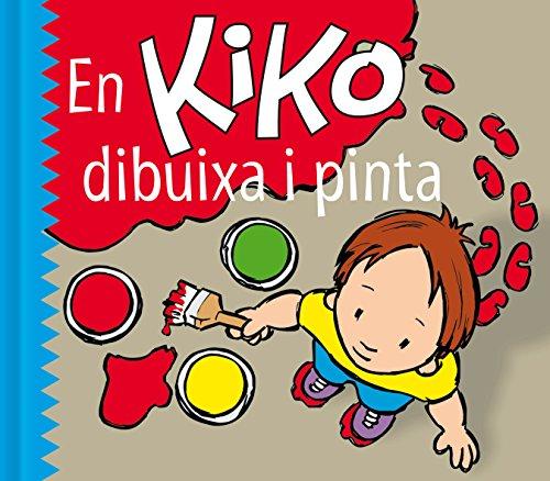 En Kiko dibuixa i pinta (COLLECCIÓ KIKO) (Catalan Edition)