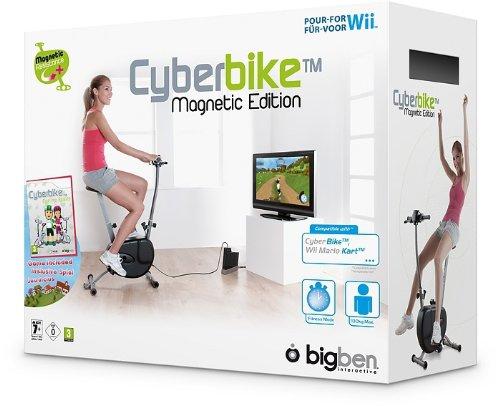 "Cyberbike \""Magnetic Edition\"" inkl. Fahrrad"