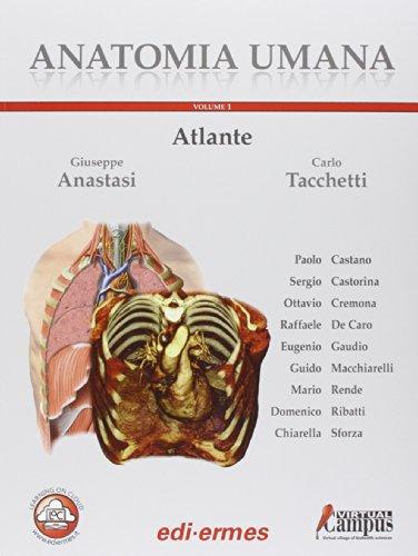 Anatomia umana. Atlante: 1