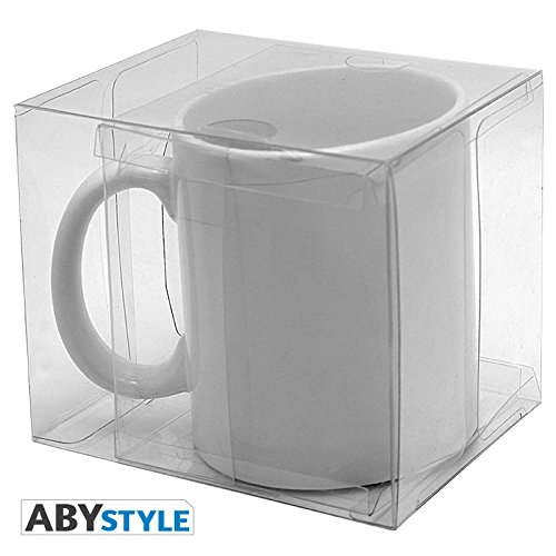 """ABYstyle ABYMUG058 Tasse Lord Of The Ring """"Anneau & Sauron"""", 460 ml - 4"""