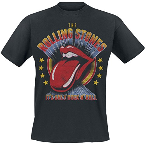 The Rolling Stones It's Only Rock N Roll T-Shirt nero M