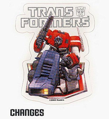 imus Prime Autobot Dreamwave Aufkleber 78-175 ()