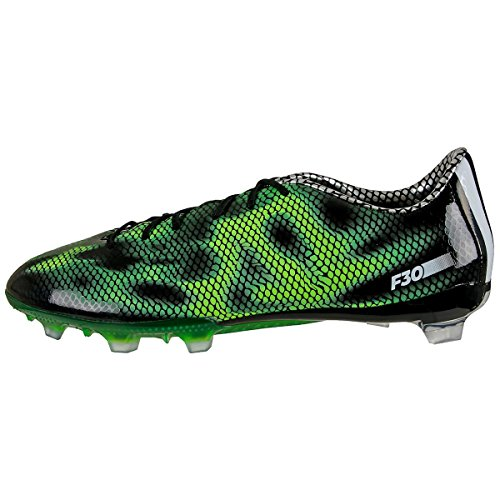 adidas F30 TRX FG Fußballschuh Herren B35994 Schuhe Schwarz/Grün, Schuhgröße:44 (F50 Fußballschuh Herren)