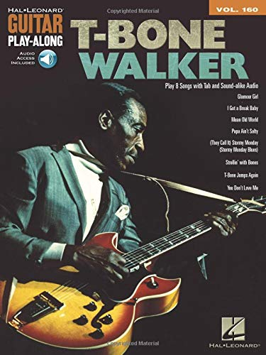 T-Bone Walker: Noten, CD für Gitarre (Guitar Play-Along, Band 160)