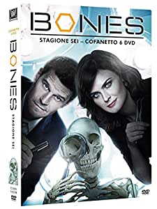 Bones Stagione 6 (Cofanetto 6 DVD)