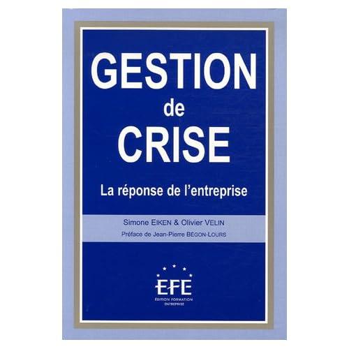 Gestion de crise : La réponse de l'entreprise