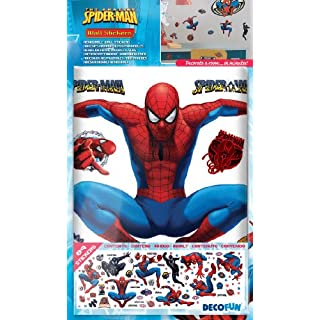 Decofun The Amazing Spiderman Wall Sticker Stikarounds