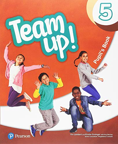 Team Up! 5 Pupil's Book Pack
