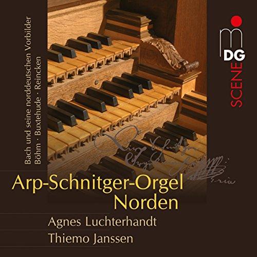 Arp-Schnitger-Orgel Norden Vol.2