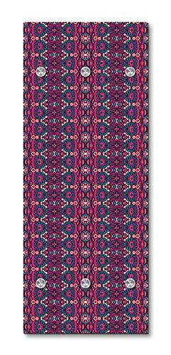 Cuadros Lifestyle Designer-Garderobe   Wandgarderobe   Flurgarderobe   Garderobenhaken   Garderobenpaneel   Urban Look   Kleiderständer   Kleiderablage   Garderobenständer, Größe:50x125 cm