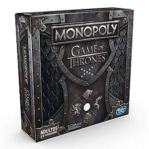 Monopoly- Juego de Tronos, versión Portuguesa (Hasbro E3278190)