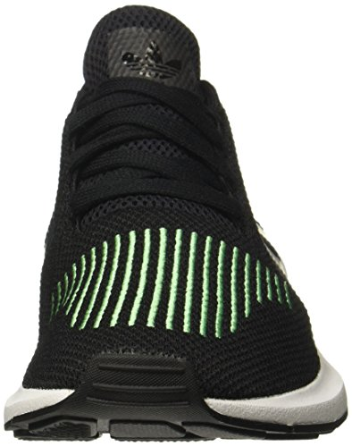 adidas Swift Run, Scarpe da Fitness Uomo Nero (Negbas / Neguti / Ftwbla)