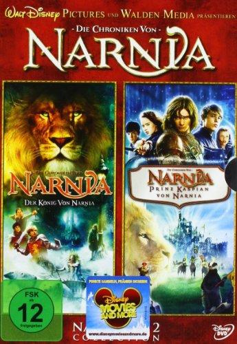Bild von Die Chroniken von Narnia - Der König von Narnia / Prinz Kaspian von Narnia [2 DVDs]