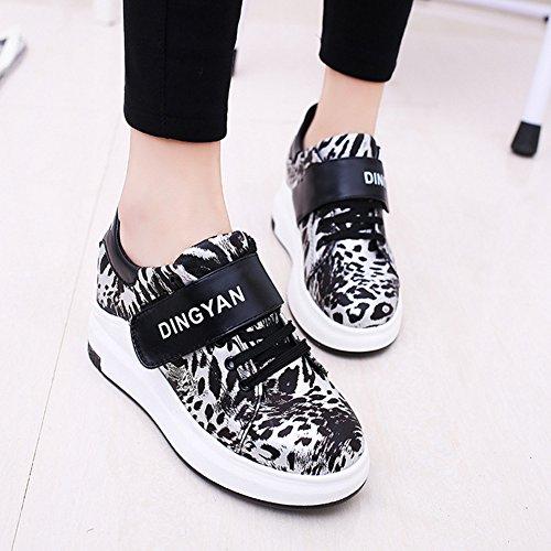 XTIAN , chaussures compensées femme Silber