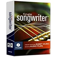 Finale SongWriter - Notation Software