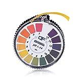 pH-Indikator Lackmus-Test Papier-Streifen Roll, 1-14 Für Wasser Urin und Speichel - 5 Meter