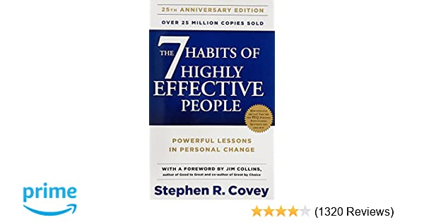 Buy The 7 Habits of Highly Effective People Book Online at
