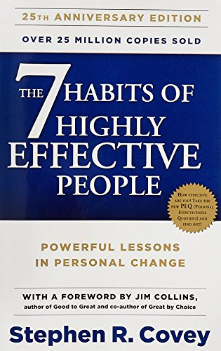 The 7 Habits of Highly Effective People by Simon & Schuster