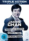 Jackie Chan Triple Action Collection [3 DVDs]