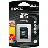Emtec 32GB SDHC 32GB SDHC memoria