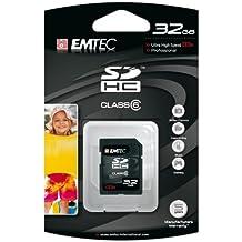 MEMORIA EMTEC FLASH SDHC 32GB 133X