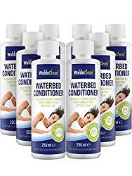 WoldoClean 8x 250ml Waterbed Conditioner I For Hardside or Softside Water Beds