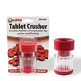 TABLET CRUSHER PILL CUTTER GRINDER KIDS EASY SAFE SPLITTER MEDICINE STORAGE BOX