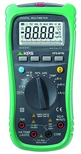 Multimetro digital KPS-MT50