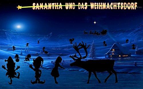 Samantha und das Weihnachtsdorf