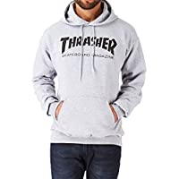 Thrasher Hoodies - Thrasher Skate Mag Hoody - B...