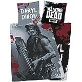 The Walking Dead Daryl Dixon Funda nórdico multicolor