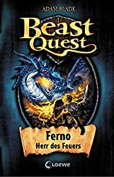Beast Quest – Ferno, Herr des Feuers: Band 1
