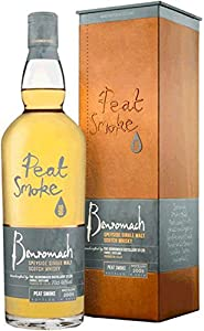 Benromach Peat Smoke Whiskey - 2007 - 6 x 0,7 lt. - Benromach Distillery from The Benromach Distillery Co. Ltd.