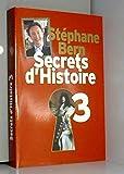 Secrets d'histoire 3 - France Loisirs - 14/10/2013
