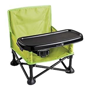 Summer Infant Pop n' Sit Faltbarer Kindersitz, Boostersitz - Grün
