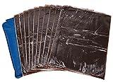 Alerion Starterset 10 Stück 30x40cm Natur-Moorpackung inkl. Premium Wärmeträger 30x40cm Moor Anwendung für zuhause Fango
